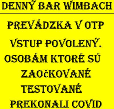 denny bar